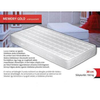 Memory Gold vákuum matrac